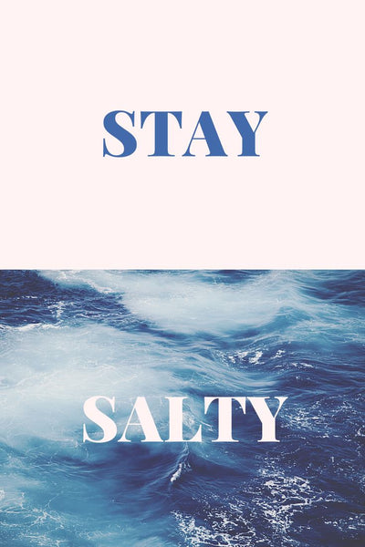 SALT THERAPY – 7 Reasons Why You Should Make Time For The Ocean