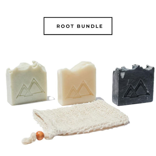 Root Bundle Root Natural Soap