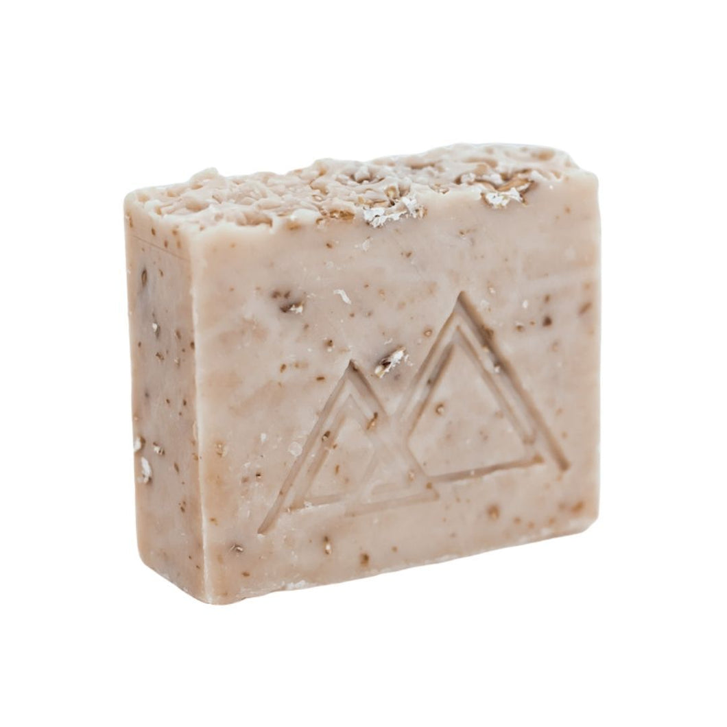 Happy Camper Oatmeal + Honey Soap Bar Root Natural