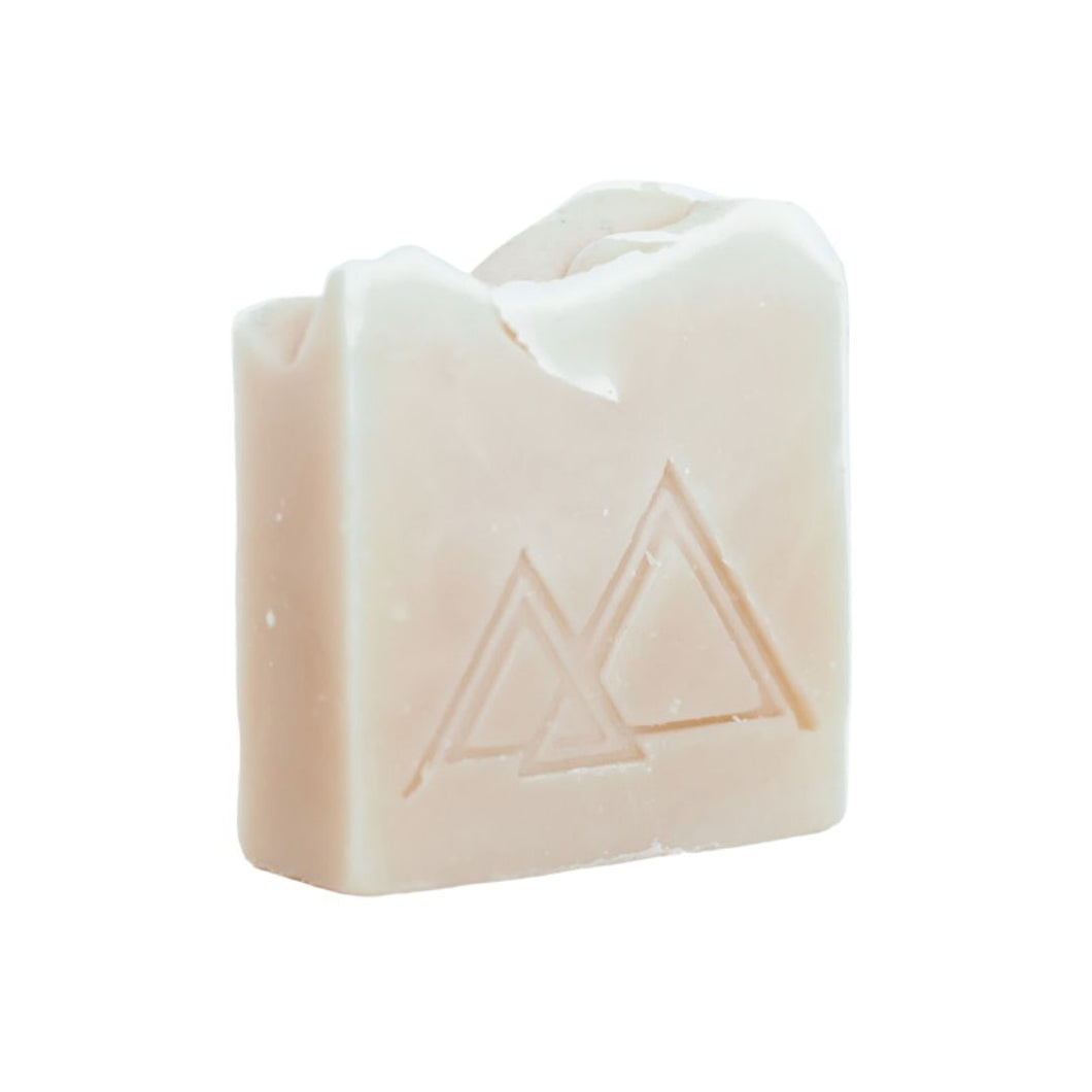 Solid Shave Bar - Log Cabin Root Natural
