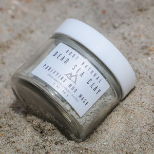 Dead Sea Clay Mud Mask Root Natural