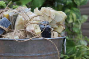 Soap scrap bundles root natural soap uglies