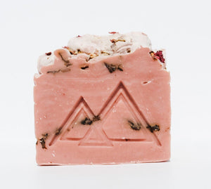 Rose Quartz Soap Root Natural Soap