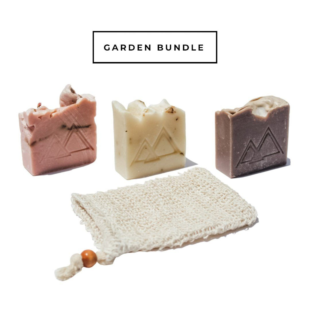 Garden Bundle Root Natural Soap