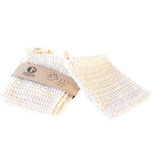 Exfoliating Soap Pouch (pack of 4)