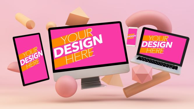 WEBSITE DESIGN- for your online store