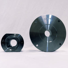"HS 1"" Plate and Heavy Hex Bushing"