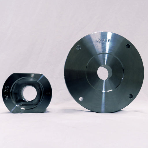 Plate and Bushing
