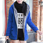 Fashion Fleece Zip-Up Sweat Shirt