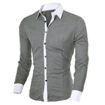 Men's Shirts Fashion Casual