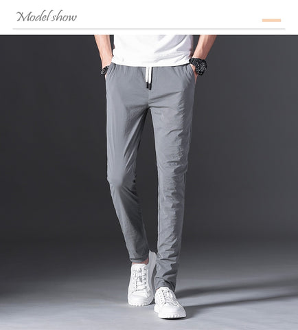 Brands Men pants  Casual   Cotton