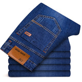 Brand 2020 New Men's Fashion Jeans Business Casual