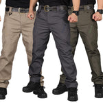 S-5XL New Tactical Pants Men Summer Casual Army Military Style Trousers
