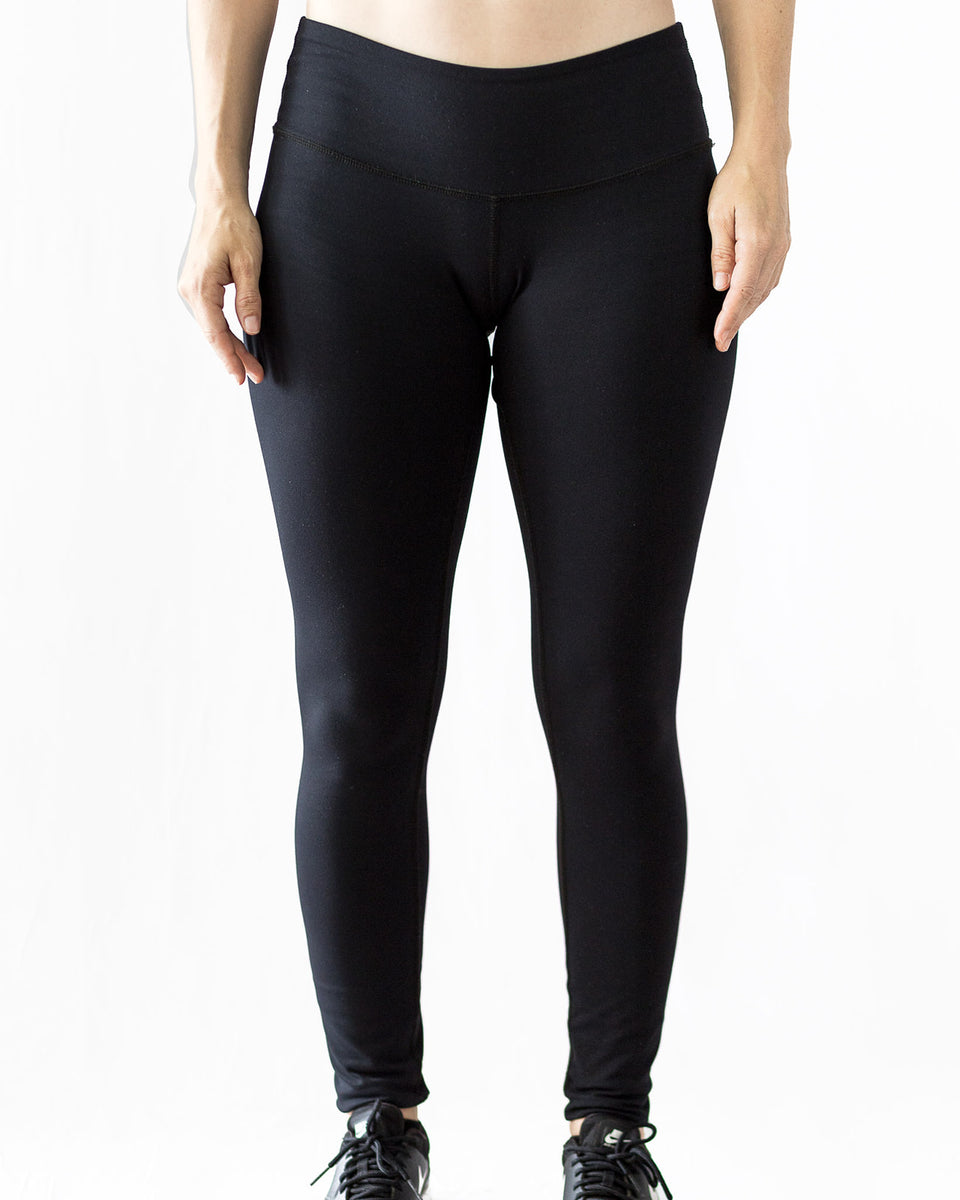 Mid Rise Leggings 26""