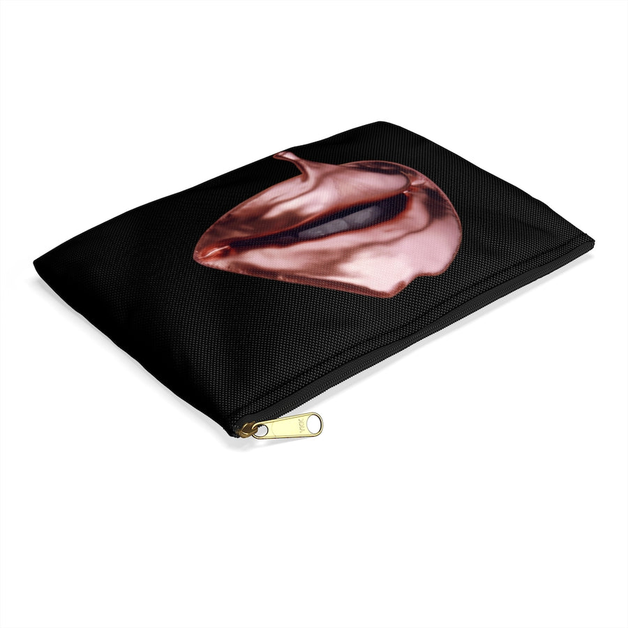 Rose Gold Accessory Pouch