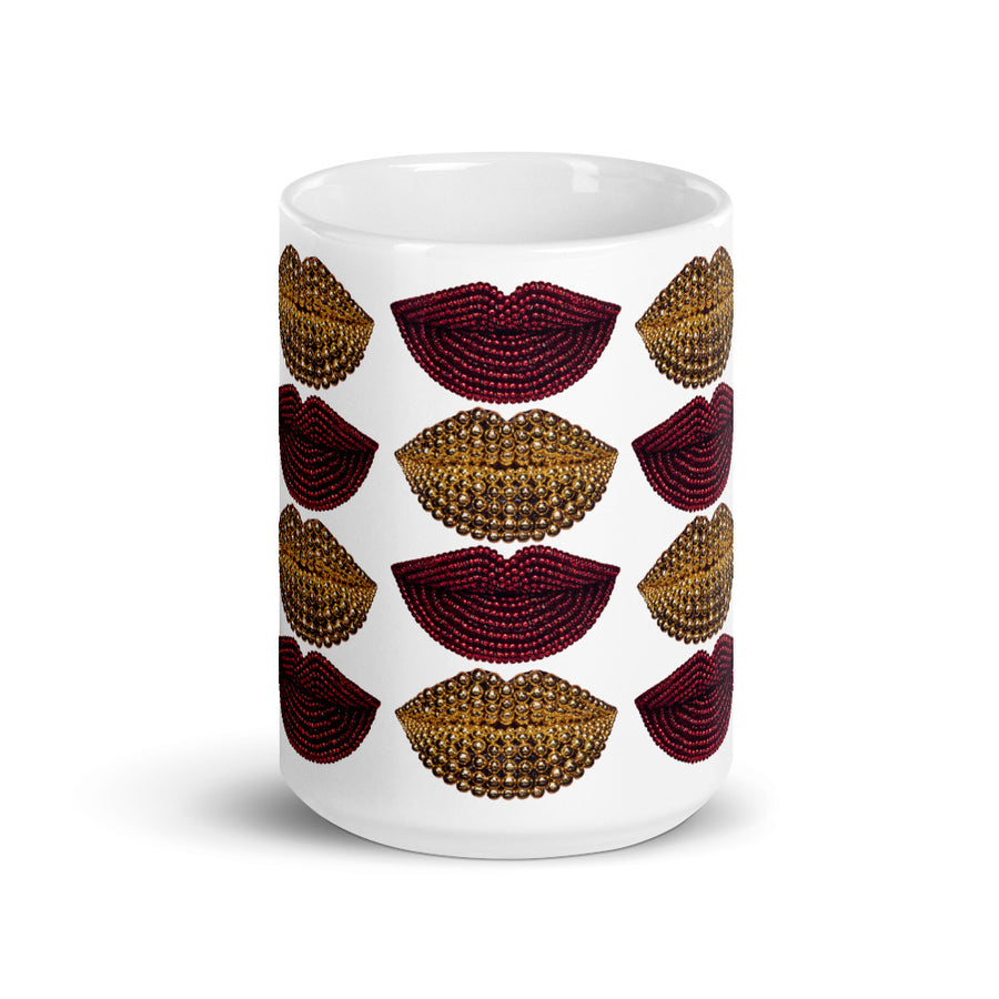 Pomegranate Beads Mug
