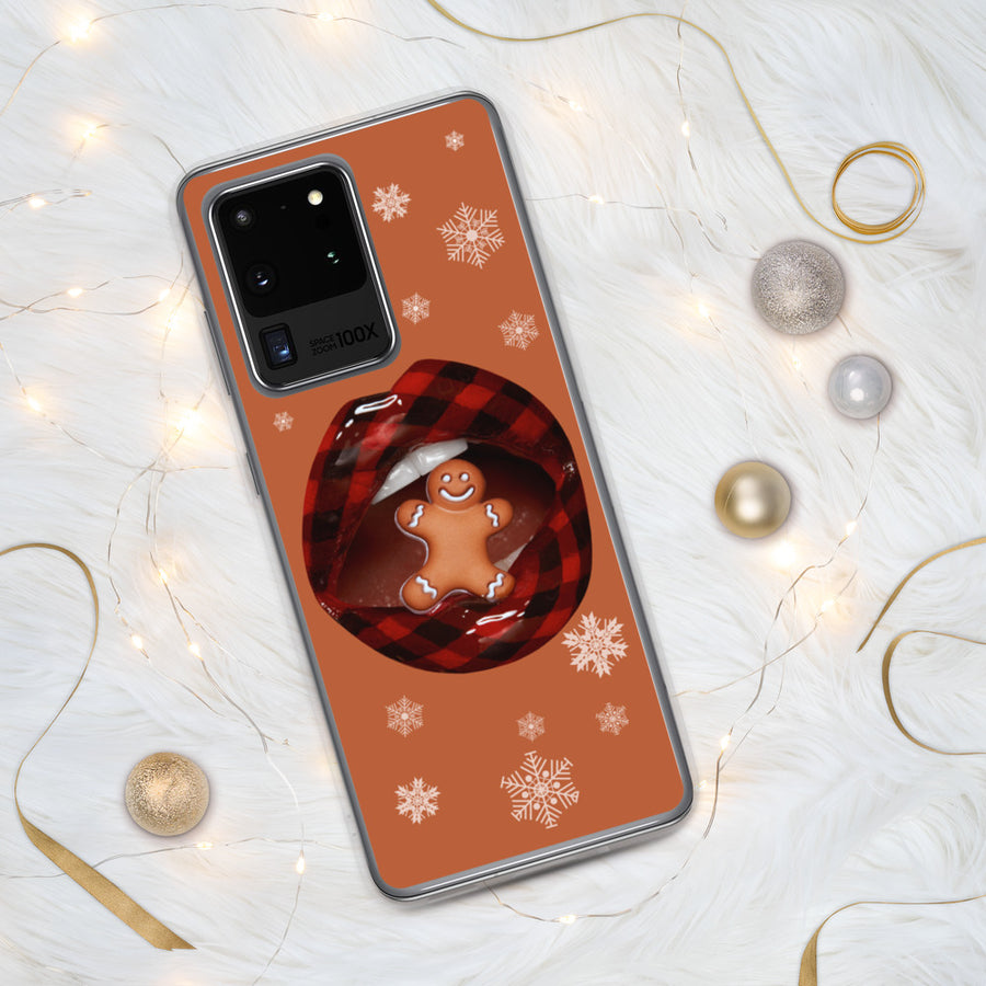 Gingerbread Person Samsung Case