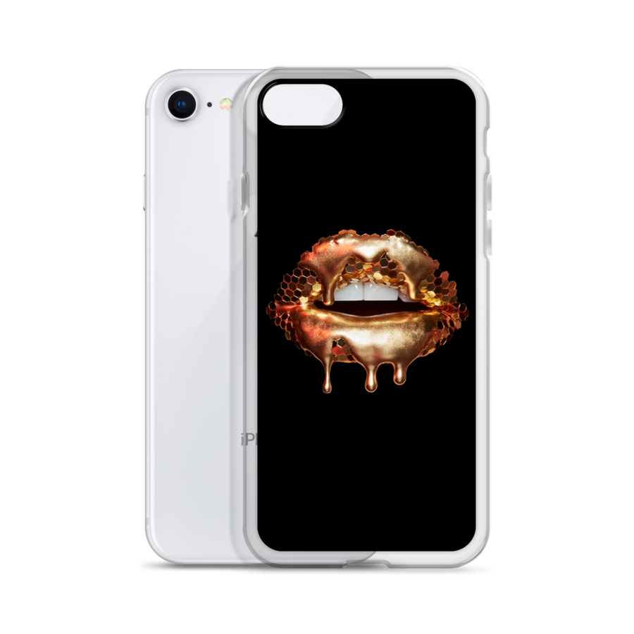 Golden Honey iPhone Case