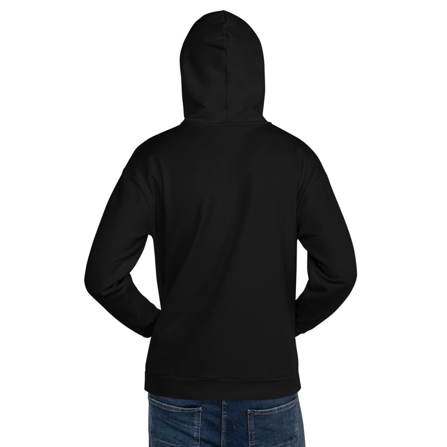 Golden Honey Unisex Hoodie Black