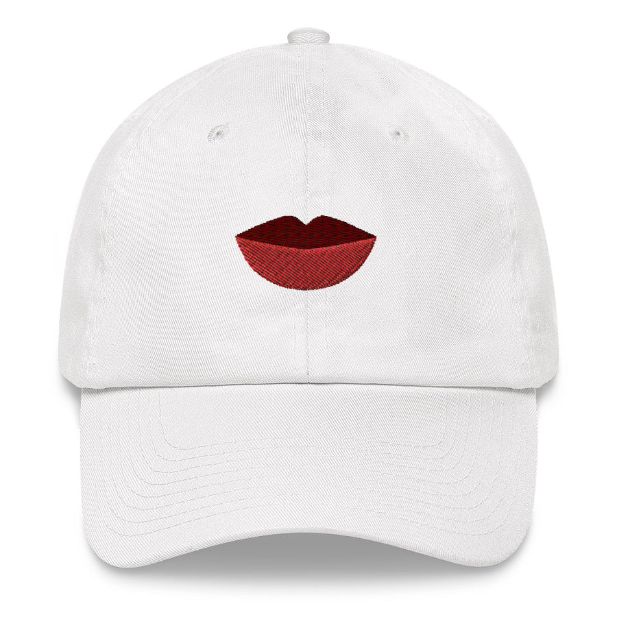 Smile Embroidered Baseball Cap