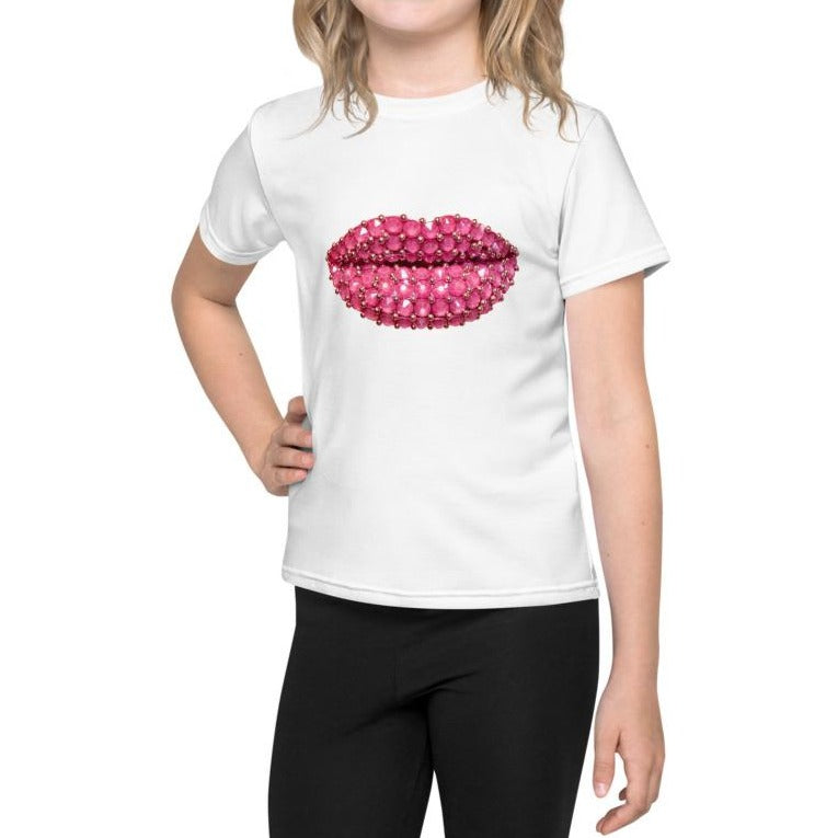 Rock Candy Kids T-Shirt White