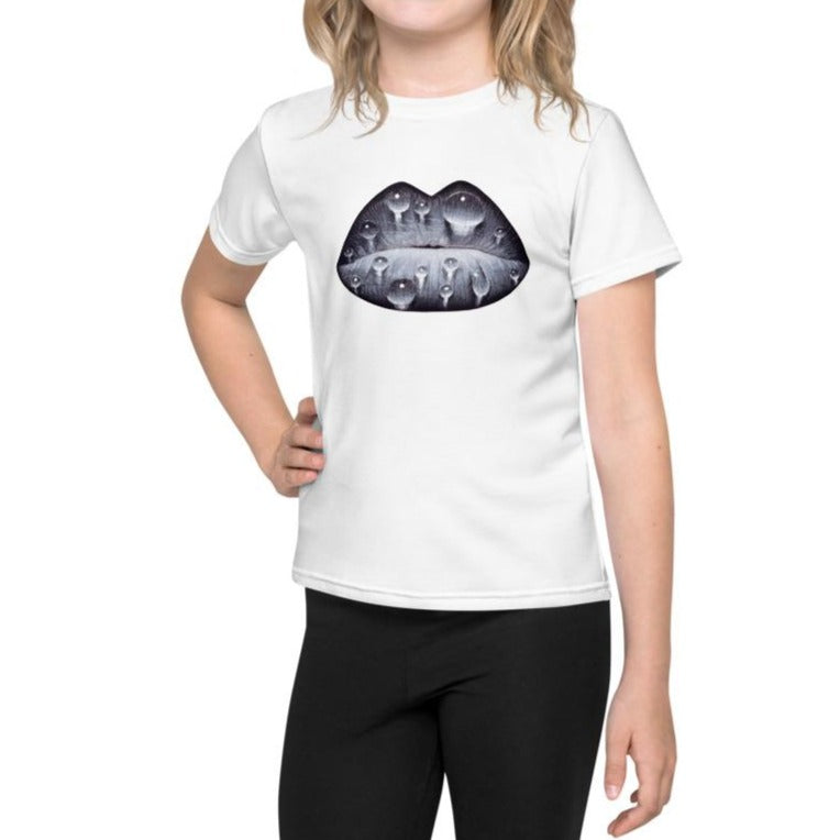 Rainy Day Kids T-Shirt White