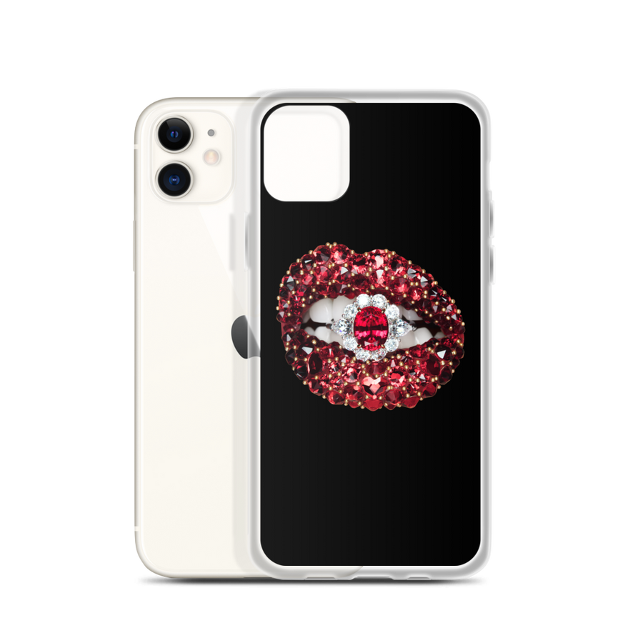 Ruby iPhone Case