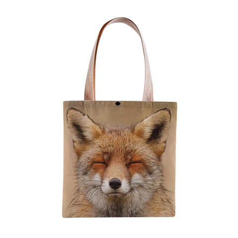 Tote Bag Renard <br> Détente