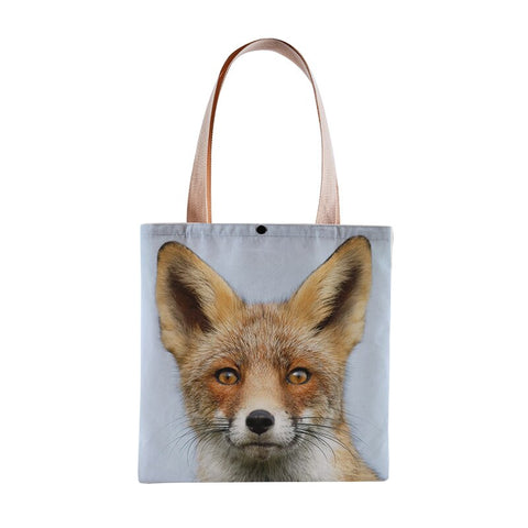 Tote Bag Renard <br> Attentif