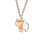 Collier Renard <br> Enfant