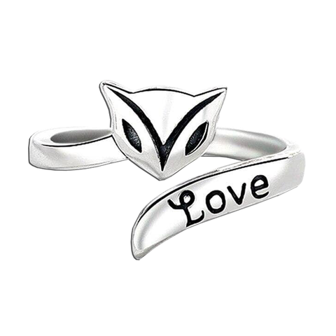 Bague Renard Love | Malin-Renard