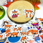 Stickers Renard <br> Mignon