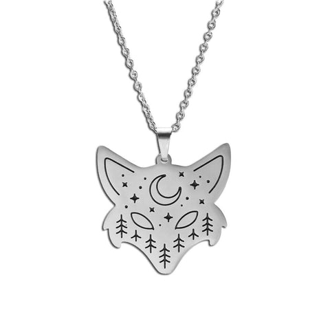 Collier Renard Astral | Malin-Renard