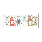 Stickers Renard Animaux | Malin-Renard
