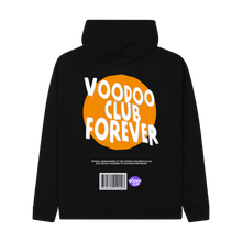 Load image into Gallery viewer, Voodoo Club Forever Hoodie - Black