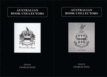 AUSTRALIAN BOOK COLLECTORS VOLS II AND III