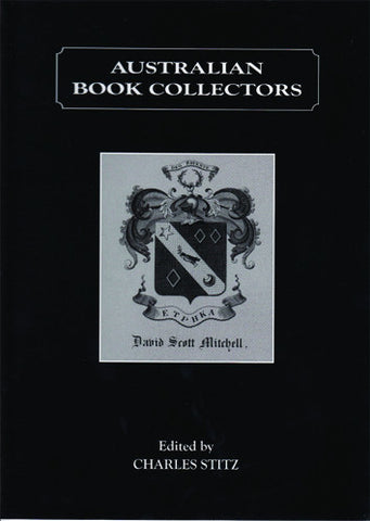 AUSTRALIAN BOOK COLLECTORS VOL I