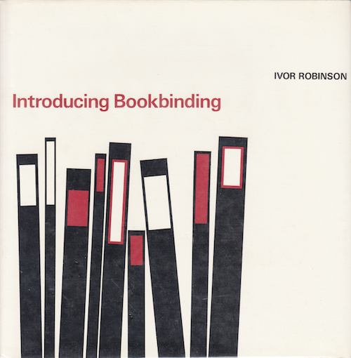 INTRODUCING BOOKBINDING