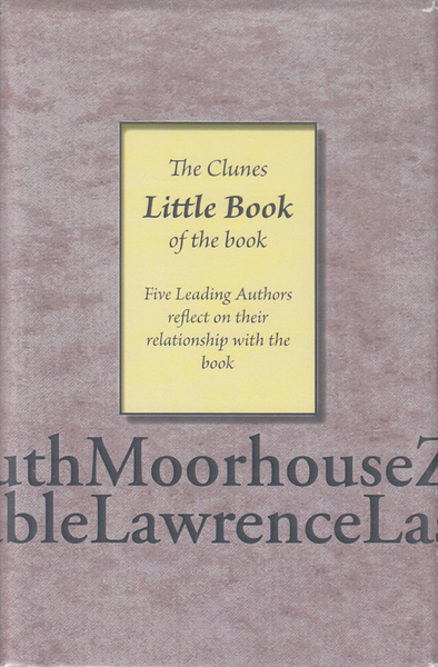 THE CLUNES LITTLE BOOK OF THE BOOK