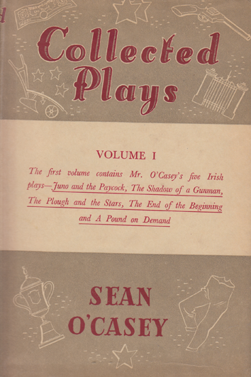 COLLECTED PLAYS VOL 1