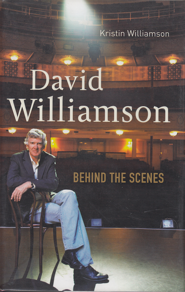DAVID WILLIAMSON: BEHIND THE SCENES