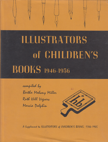 ILLUSTRATORS OF CHILDRENS BOOKS 1946 TO 1956