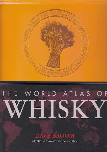THE WORLD ATLAS OF WHISKEY