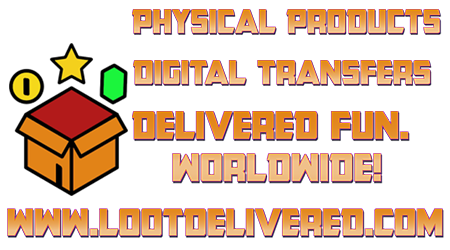 Loot Delivered Logo