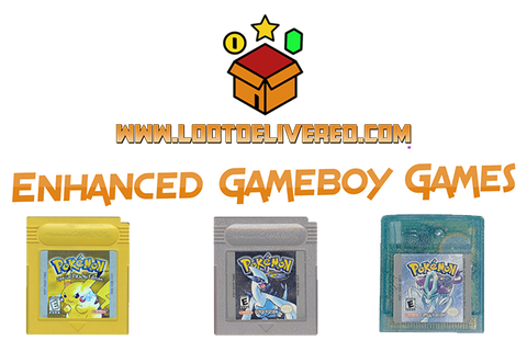 Pokemon Red Enhanced All Pokemon 151 1990 Pokemon Nintendo Gameboy