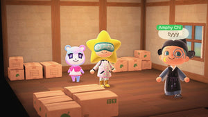 Animal Crossing New Horizons📦 Villager Moving Service 🚚 - InfiniteStick