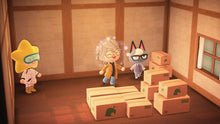 Load image into Gallery viewer, Animal Crossing New Horizons📦 Villager Moving Service 🚚 - InfiniteStick