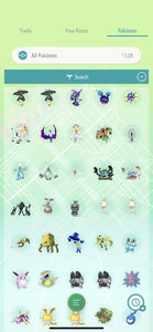 Pokemon Home Generation 1-7 Moving Service  Pokemon Home Completed with Fast Delivery - InfiniteStick