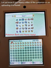 Load image into Gallery viewer, Pokemon Alpha Sapphire With Living Pokédex | Pokemon Home |Living Dex Unlocked All 807 Shiny Nintendo 3DS - InfiniteStick