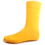 Gold Solid Dress Socks